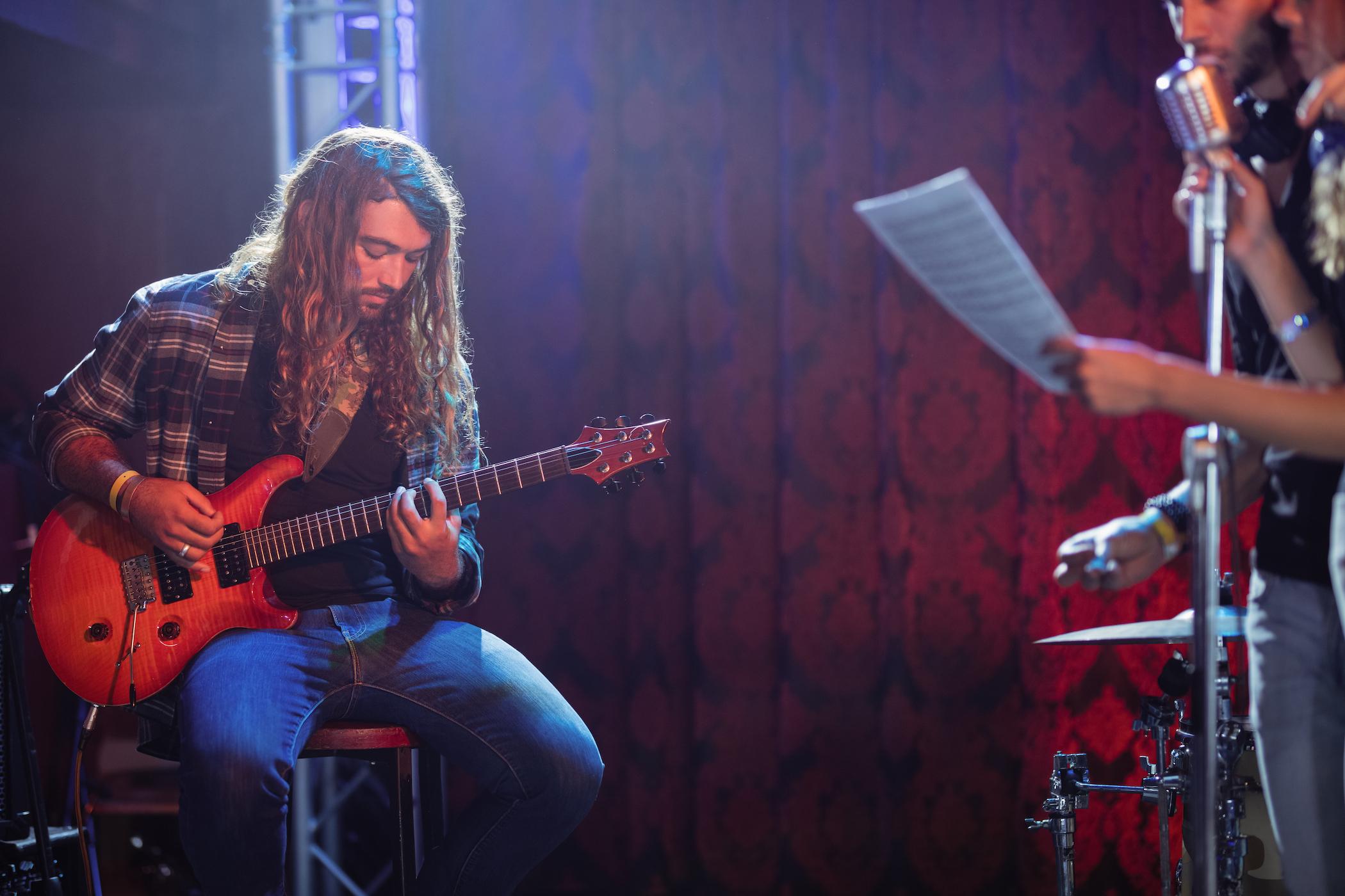 Fender and Orville Guitars